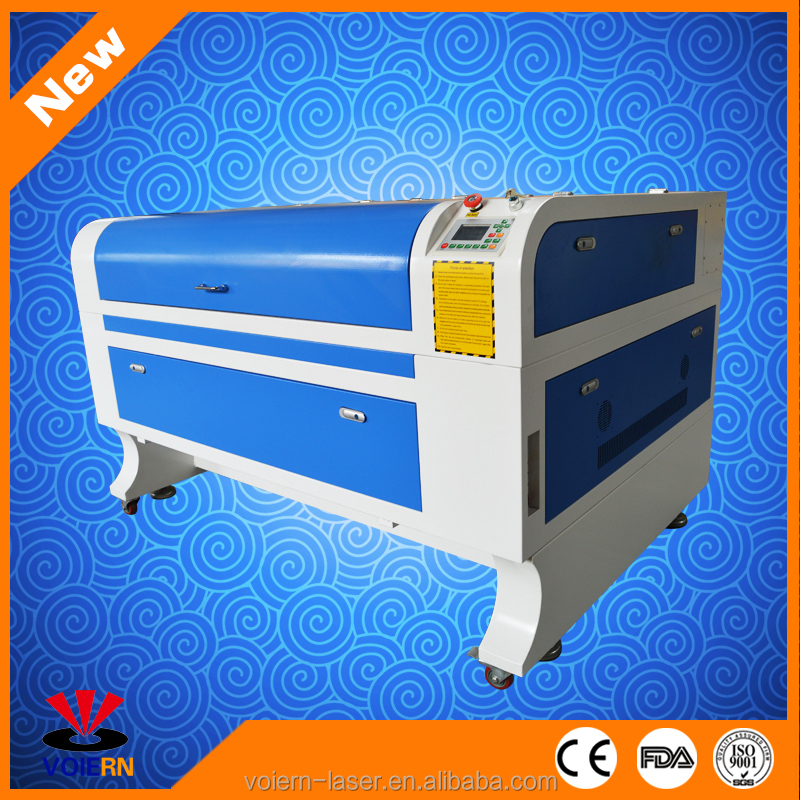 Wholesale!!!WR-1390 laser cutting machine cutting leather, fabric, acrylic, rubber and other non-metallic materials
