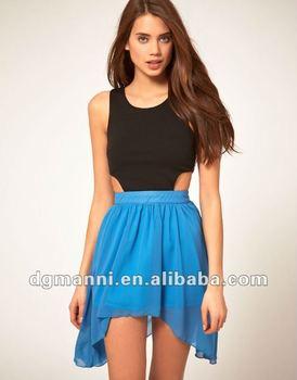 Short Front Long Back Prom Dresses 2015 - Buy Short Front Long Back ...