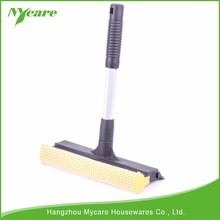 Telescopic glass squeegees, magic sponge window cleaner,cleaning plastic window squeegee