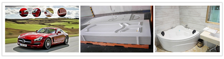 E Glass Fiberglass Assembled Roving For SMC