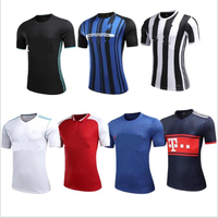 Wholesale thai quality 2017 2018 inter milan soccer jersey kit