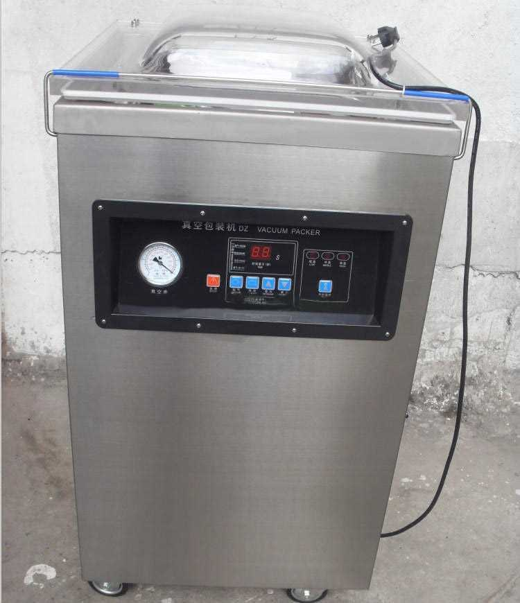 400 Single Chamber Bag VacuUm Sealing Sealer Machine