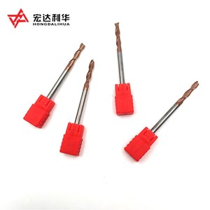 OEM 4 fluts end mills carbide cutting tools