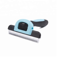 #1 Seller Pet grooming brush Dog Deshedding Comb Professional Dog Deshedding Tool For Dogs And Cats