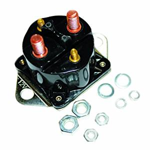 Caltric Solenoid Relay Switch Fits Mercury Marine Outboard 12 V NEW