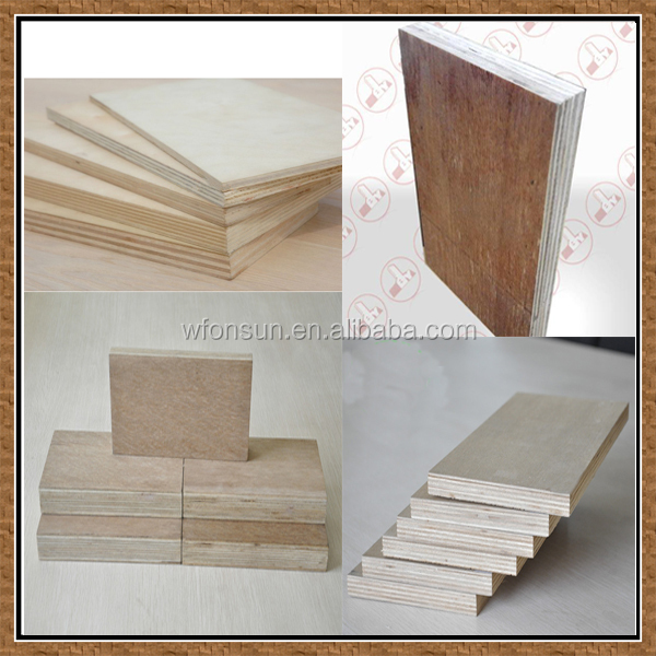 Best selling high quality figure sycamore plywood sheet for Furniture quality plywood