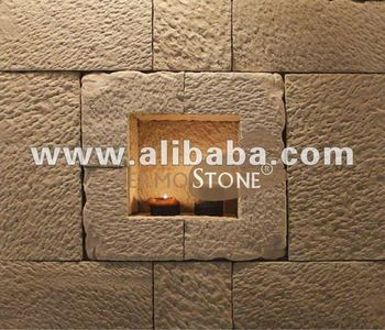 piedra artificial decorativa para interior y exterior - Piedra Artificial Decorativa