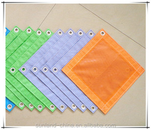 low price pvc polyester utility fabric