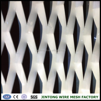Aluminum Diamond Wire Mesh Expanded Metal Price - Buy Expanded Metal ...