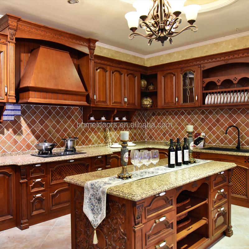 Kitchenette Open Type Red Oak Wood Kitchen Cabinet Kitchen Pantry Cupboards Buy Kitchenette Red Oak Wood Kitchen Cabinet Kitchen Pantry Cupboards Product On Alibaba Com