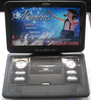 Good quality 15.1 inch portable EVD player