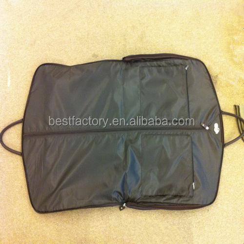 non woven coat cover , wedding dress cover bag, backpack garment suit bags