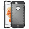 Wholesale 2 in 1 PC TPU Shield Combo Armor Case For iPhone 7 Plus