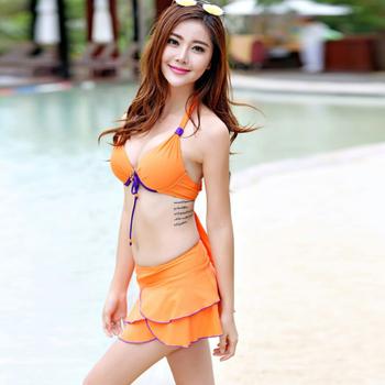 Japanese women bikini