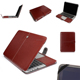 Top Quality PU Leather Case Cover For Macbook Pro For Air For Retina 12inch 13inch 15inch Leather Laptop Case
