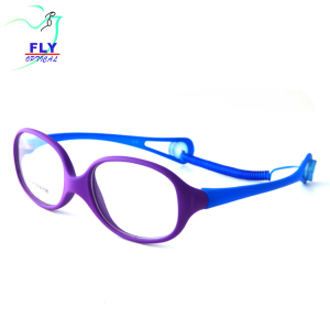 Newest Safety TR 90 kids glasses with Elastic band, softTR Optical glasses