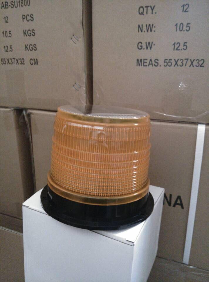 Japanese Market Mini Traffic Solar Powered Warning Lights For ...
