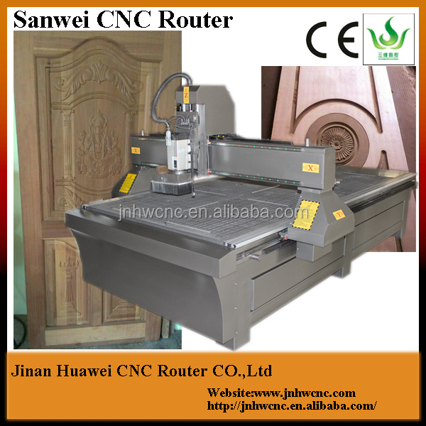 solid wood teak door and 3d relief carving carpenter making furniture cnc machine 3g router