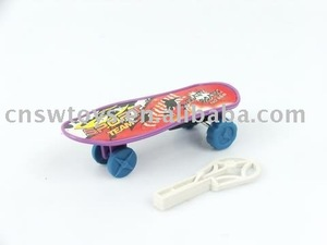 Finger skate board toy for promotion gift
