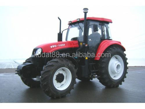 120hp walking tractor YTO-X1204 for sale (120hp tractor ,diesel tractor)