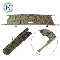 HS-B011 portable military folding stretcher for hospital