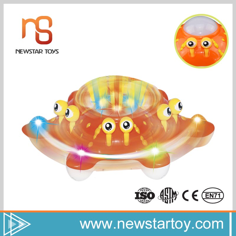 Alibaba online shop children favorite 3D starfish light toy for sale