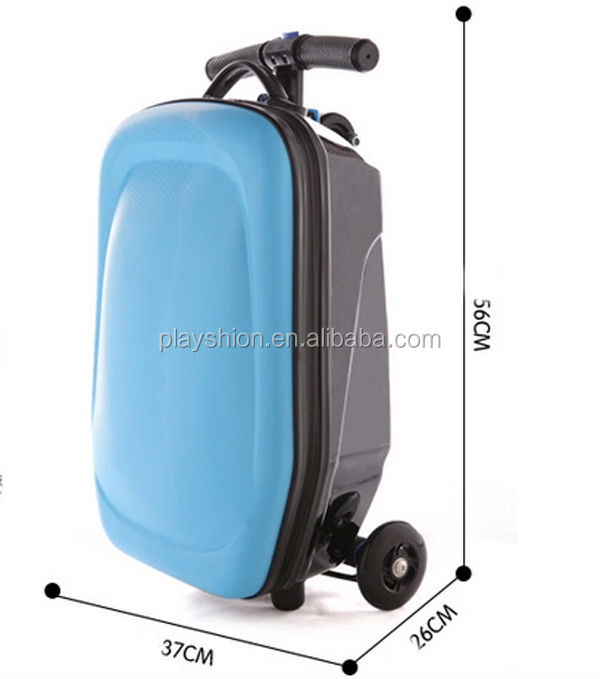 Scooters Bags Trolley Luggage Carts Travel School Skateboard Box ...