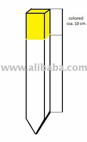 Topograf a estacas otros madera identificaci n del - Estacas de madera para cierres ...