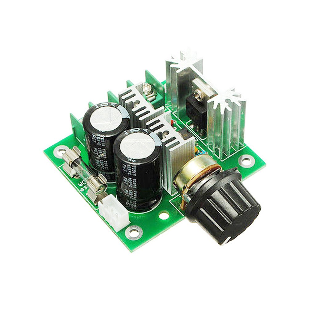 Buy Hiletgo Sg3525 Pwm Controller Module Adjustable Frequency In Dc Motor By 12v 40v 10a Speed Cvt Switch