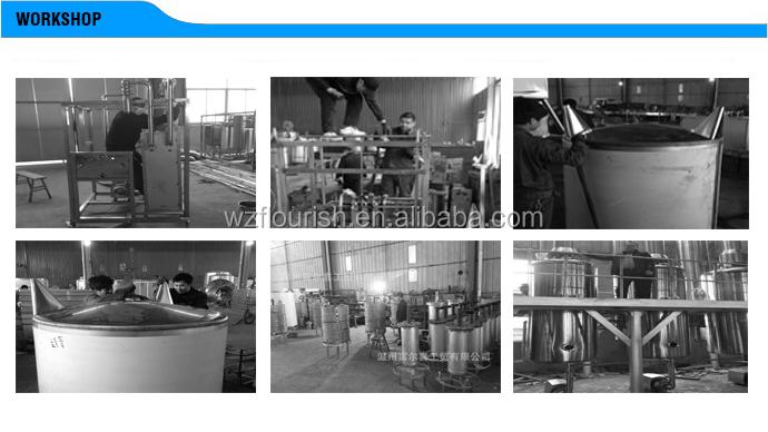 Silo Type Stainless Steel Truck Milk Tank