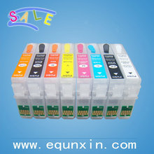 refillable cartridge for Epson P400 refill ink cartridges with arc T3241