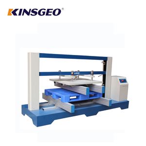 KJ-8210 Computer Control Packaging Press Testing Machine+Box Compression Tester