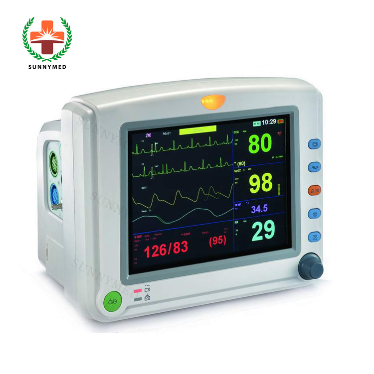 SY-C009 8 inch patient monitor children neonatal monitor for sale
