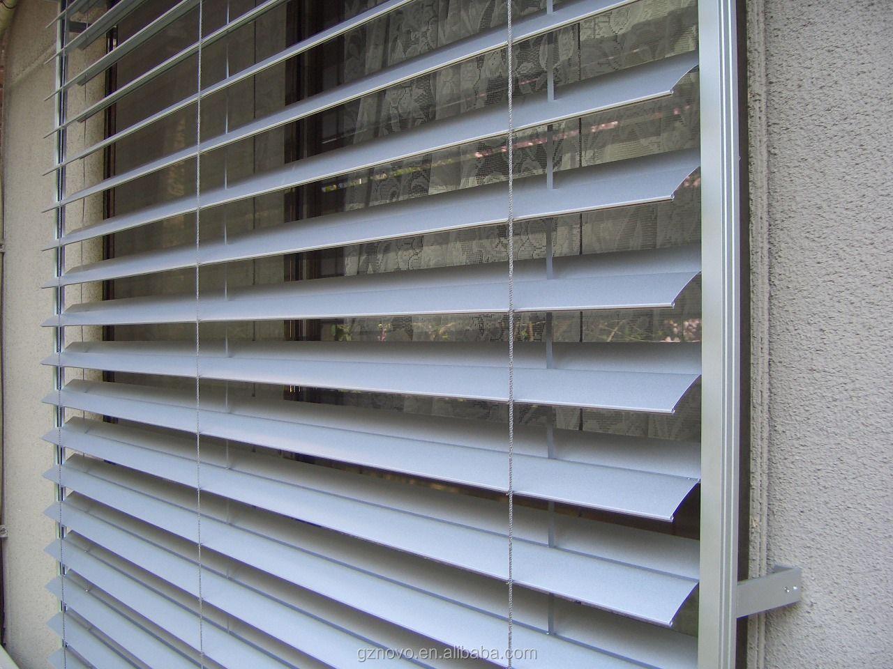 Car Window Covervenetian Blind Tilt Mechanism Electric Venetian