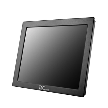 IPC1201 Fanless Industrial Panel PC with Intel AMD CPU