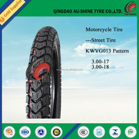 High quality cheap import Motorcycle tyre size 300-17 300-18 for sale