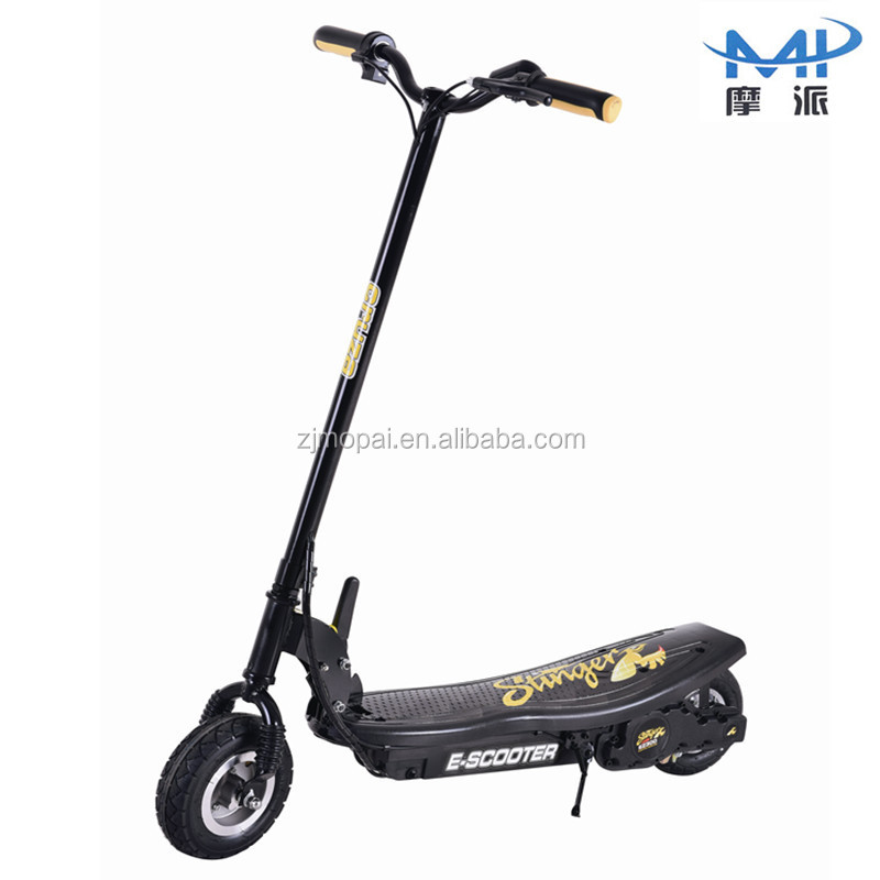 Chinese folding 250w two wheel leadacid battery electric scooter sales