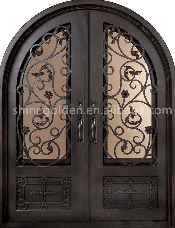 Happiness house gate design customized design indoor for Indoor gate design