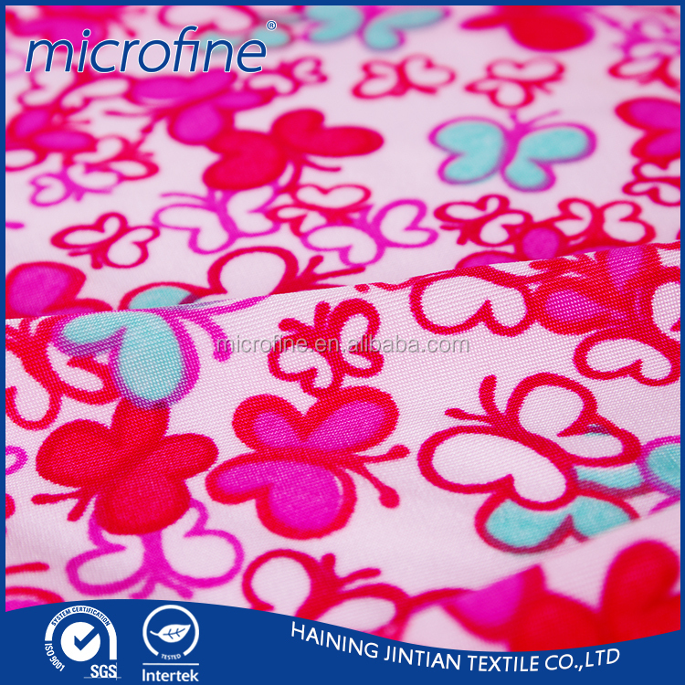 Popular knitting polyamide spandex fabric for swimwear