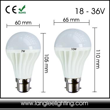 A16 G60 Led Light Bulb 5 Watt 400 Lumen Soft White E26 Base