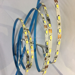 SMD 2835 90leds/m 5mm width narrow led flexible strip IP20 ribbon tape light 450 leds 5M