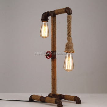 Hot Sale American Style Iron Industrial Vintage Decorative Edison