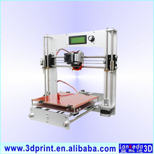 2016 New Full Aluminum High Precision Reprap Prusa i3 DIY 3d Printer Kits