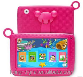 Kid tablet PC android 7 inch children with cases
