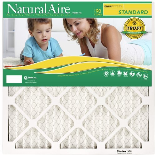 NaturalAire Standard Air Filter, MERV 8, 12 x 36, 1-inch, by Flanders