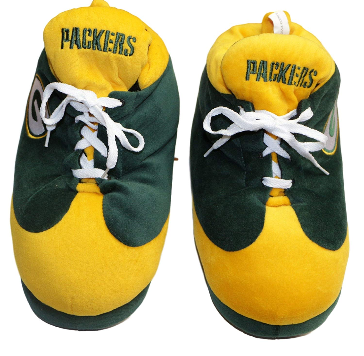 JEWELS FASHION Sports Fans Wisconsin Men Slippers