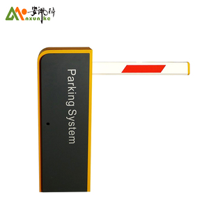 Rising Arm Car Parking Barrier Gate with 5 Million Automatic Parking lot Barrier