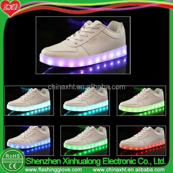 design new shoes Shoes LED flashing wzq6Sf
