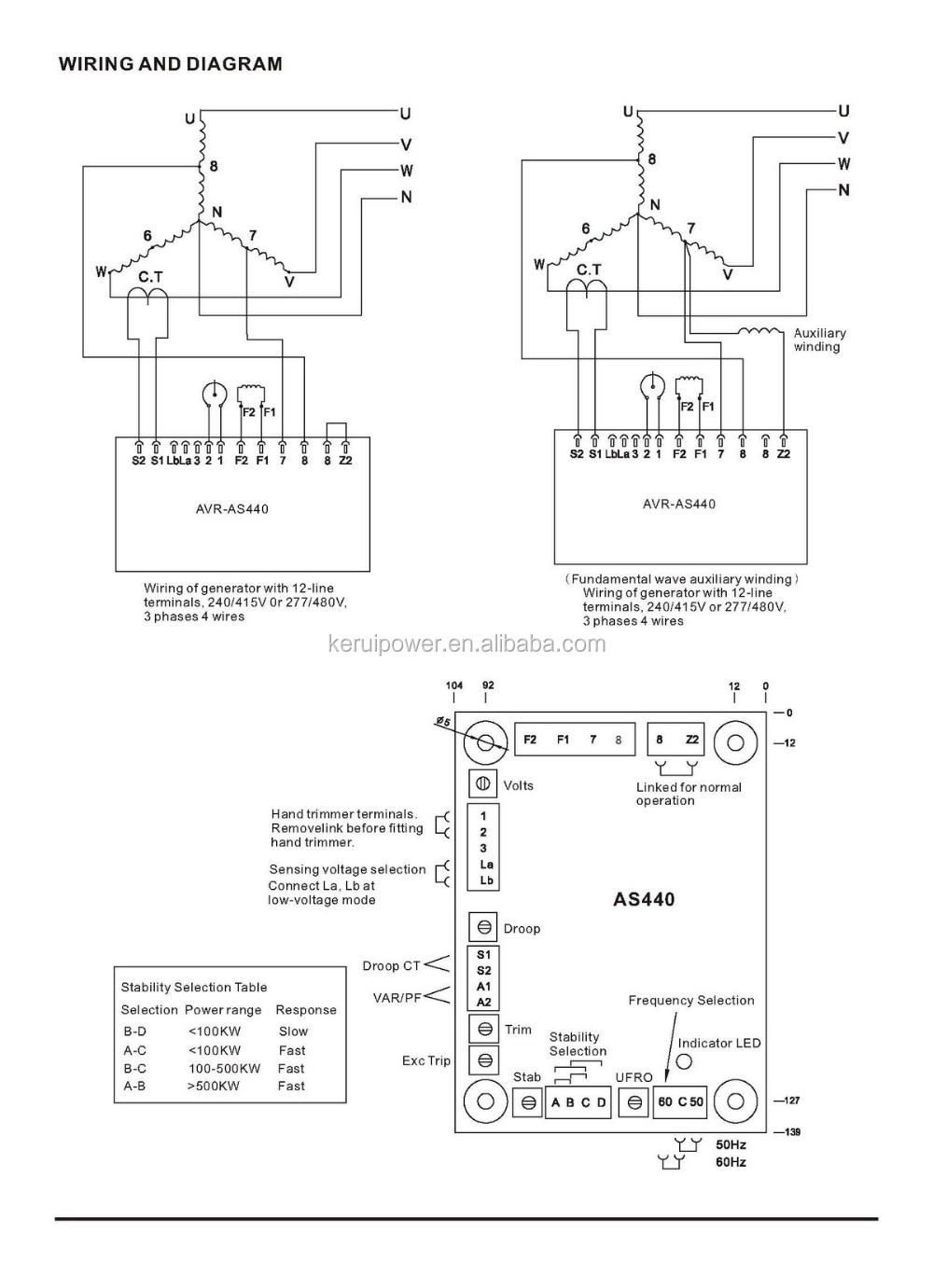 Sx460 Wiring Diagram Diagrams Brushless Alternator Voltage Regulator Wire Center U2022 Stamford Avr Of