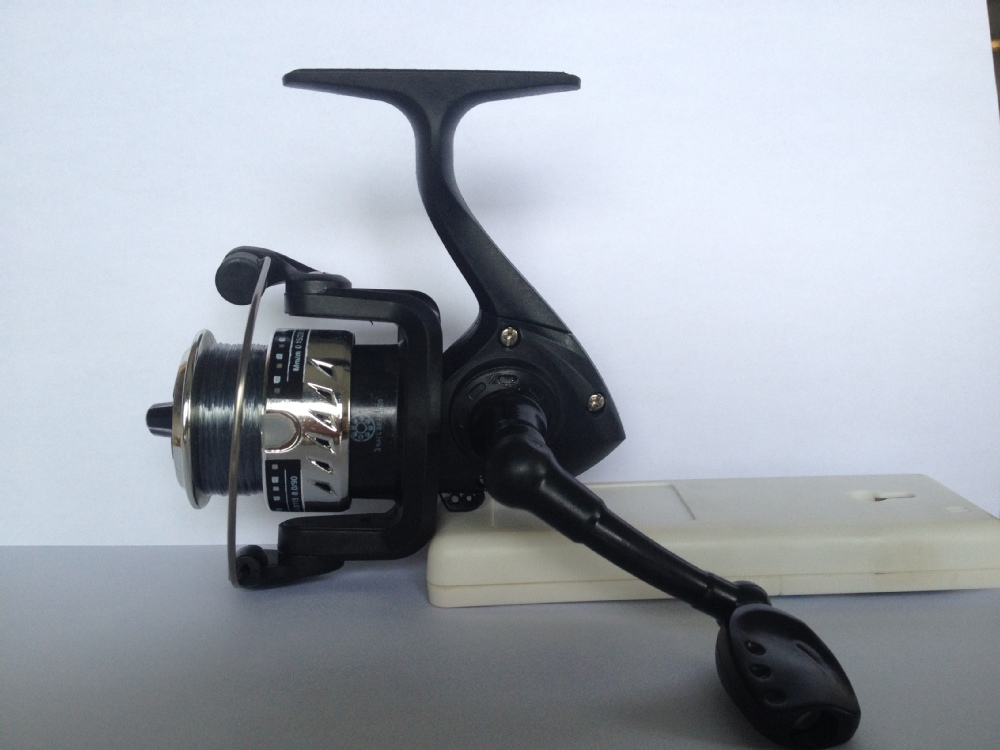 1 5bb small size wholesale fishing tackle ice fishing reel for Wholesale fishing reels